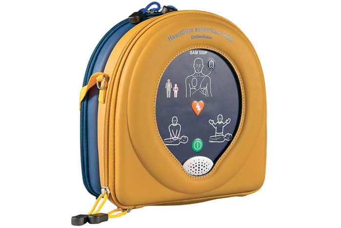 Defibrillator 500P